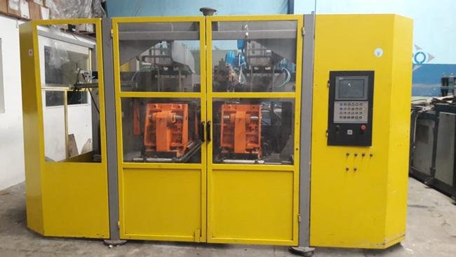 Sopradora SIG 6L - Máquina impecável - R$280.000,0