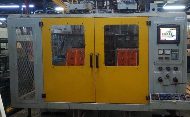 Pavan Zanetti BMT 5L D - máquina 100% retrofitada