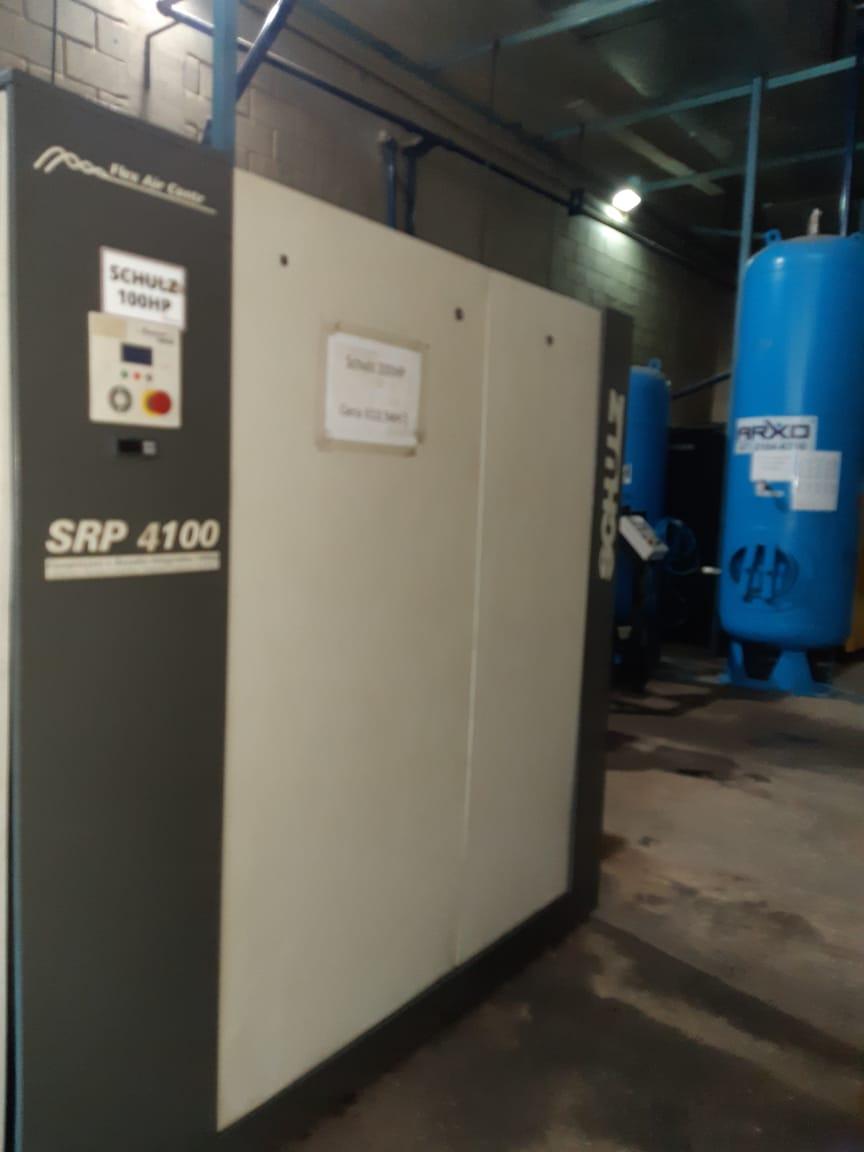 Compressor 100HP